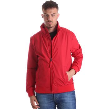 Vêtements Homme Blousons Napapijri N0YIIT Rouge