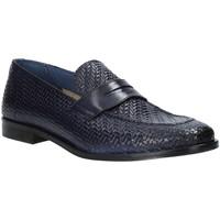 Chaussures Homme Mocassins Rogers 1012_3 Bleu