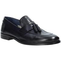 Chaussures Homme Mocassins Rogers 1023_3 Bleu