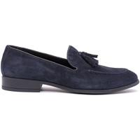 Chaussures Homme Mocassins Soldini 20802-A-V89 Bleu