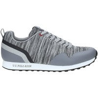 Chaussures Homme Baskets basses U.S Polo Assn. FLASH4089S9/T1 Gris
