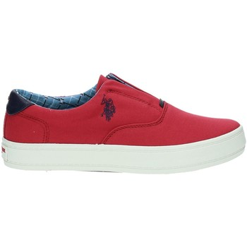 Chaussures Homme Slip ons U.S Polo Assn. GALAN4018S9/C1 Rouge