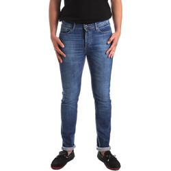 Vêtements Homme Jeans slim U.S Polo Assn. 51321 51779 Bleu