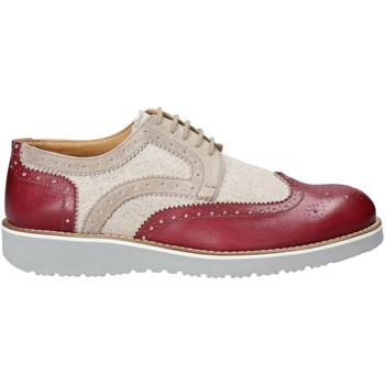Chaussures Homme Derbies Exton 5105 Rouge