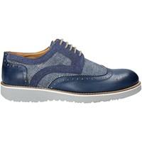 Chaussures Homme Derbies Exton 5105 Bleu