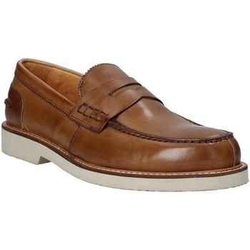 Chaussures Homme Mocassins Exton 9102 Marron
