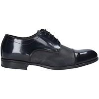 Chaussures Homme Derbies Exton 1385 Bleu