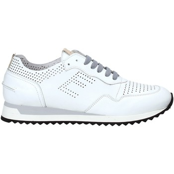 Chaussures Homme Baskets basses Exton 903 Blanc