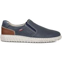 Chaussures Homme Slip ons CallagHan 18503 Bleu