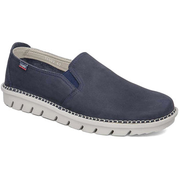 Chaussures Homme Slip ons CallagHan 14503 Bleu