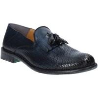 Chaussures Homme Mocassins Exton 3105 Bleu
