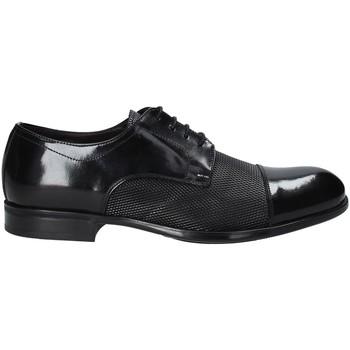 Chaussures Homme Derbies Exton 1385 Noir