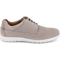 Chaussures Homme Baskets basses Grunland SC4446 Gris