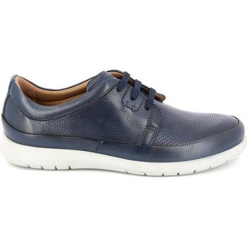 Chaussures Homme Baskets basses Grunland SC4450 Bleu