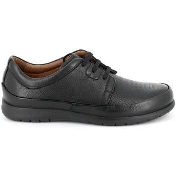 Chaussures Homme Baskets basses Grunland SC4450 Noir