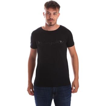 Vêtements Homme T-shirts manches courtes Byblos Blu 2MT0023 TE0048 Noir