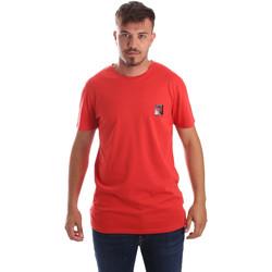 Vêtements Homme T-shirts manches courtes Byblos Blu 2MT0010 TE0045 Rouge