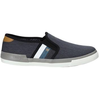 Chaussures Homme Slip ons Wrangler WM91102A Bleu
