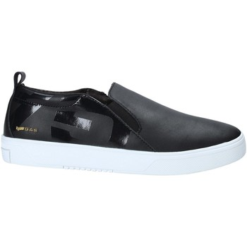 Chaussures Homme Slip ons Gas GAM914016 Noir