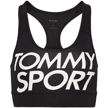 Vêtements Femme Brassières de sport Tommy Hilfiger S10S100070 Noir