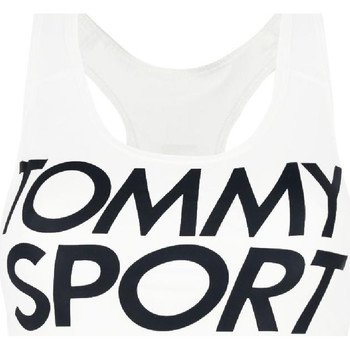 Vêtements Femme Brassières de sport Tommy Hilfiger S10S100070 Blanc