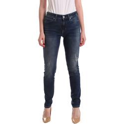 Vêtements Femme Jeans boyfriend Calvin Klein Jeans J20J209427 Bleu
