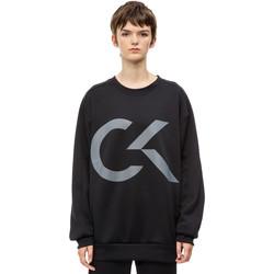 Vêtements Femme Sweats Calvin Klein Jeans 00GWH8W353 Noir