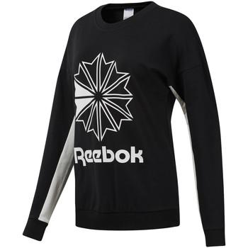 Vêtements Femme Sweats Reebok Sport DT7241 Noir