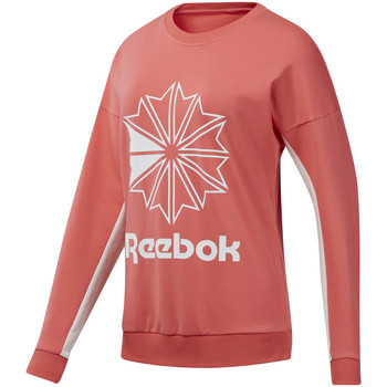 Vêtements Femme Sweats Reebok Sport DT7245 Rose