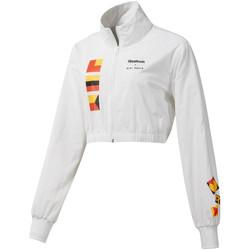 Vêtements Femme Blousons Reebok Sport DY9376 Blanc