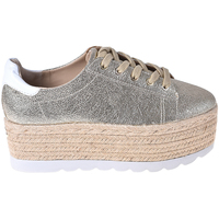 Chaussures Femme Espadrilles Guess FL6GRC LEM13 Or