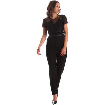 Vêtements Femme Combinaisons / Salopettes Fracomina FR19SP673 Noir