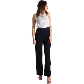 Vêtements Femme Combinaisons / Salopettes Fracomina FR19SP008 Bleu