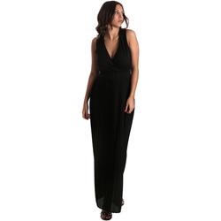 Vêtements Femme Robes longues Fracomina FR19SM673 Noir