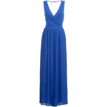 Vêtements Femme Robes longues Fracomina FR19SM673 Bleu