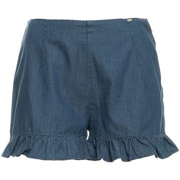 Vêtements Femme Shorts / Bermudas Fracomina FR19SM503 Bleu