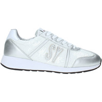 Chaussures Femme Baskets basses Sweet Years S19-SSW636 Blanc