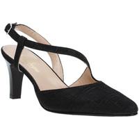 Chaussures Femme Escarpins Soffice Sogno E9360 Noir
