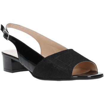 Chaussures Femme Sandales et Nu-pieds Soffice Sogno E8113T Noir