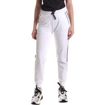 Vêtements Femme Pantalons de survêtement Ea7 Emporio Armani 3GTP54 TJ31Z Blanc