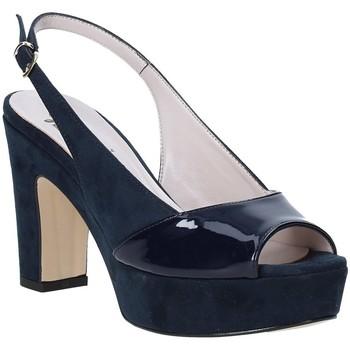 Chaussures Femme Sandales et Nu-pieds Grace Shoes 679004 Bleu