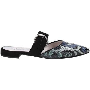 Chaussures Femme Espadrilles Grace Shoes 521008 Noir