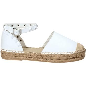 Chaussures Femme Espadrilles Gold&gold A19 GT768-1 Blanc