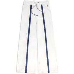 Vêtements Femme Pantalons de survêtement Champion 111377 Blanc