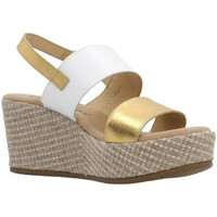 Chaussures Femme Sandales et Nu-pieds Pitillos 5671 Blanc