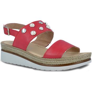 Chaussures Femme Sandales et Nu-pieds Pitillos 5653 Rouge