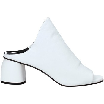 Chaussures Femme Espadrilles Elvio Zanon EJ5804X.D Blanc