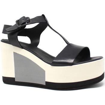 Chaussures Femme Sandales et Nu-pieds Marco Ferretti 660299MF Noir