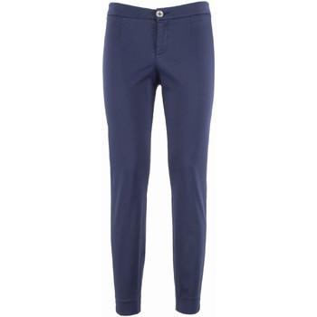 Vêtements Femme Chinos / Carrots Nero Giardini P960510D Bleu