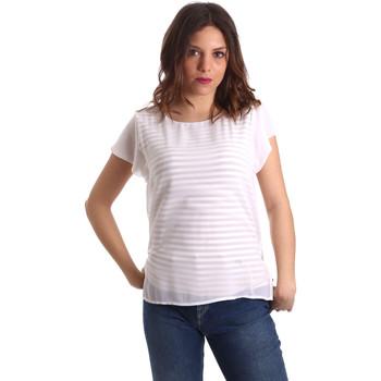 Vêtements Femme Tops / Blouses NeroGiardini P962470D Blanc